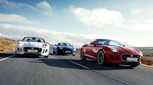 he 2013 #Jaguar F-type vs the #Porsche Boxster and 911. Who wins? Find out here.