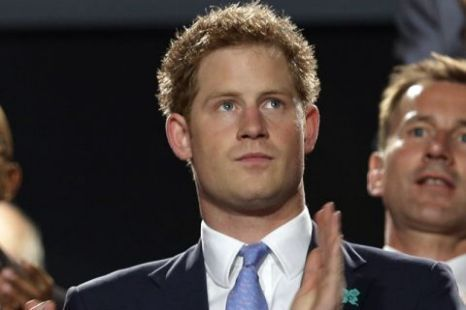 Pictures and video of Prince Harry naked 'touted by Las Vegas party girl'