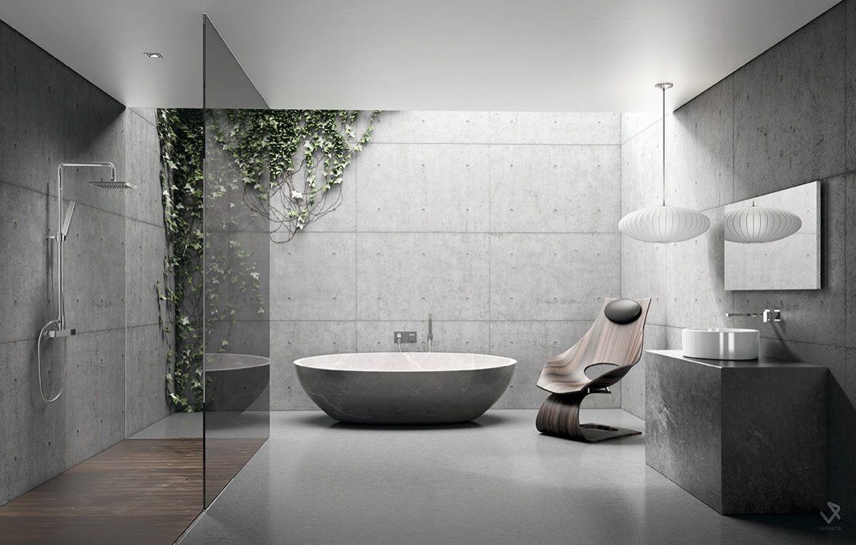 Pin by Teri Ku on minimalist bathroom design | Pinterest ...
