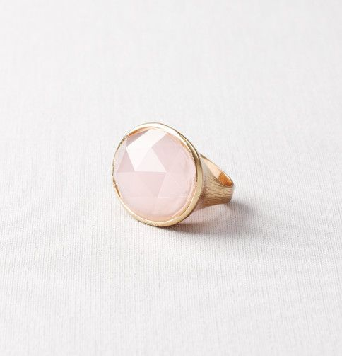 Love this ring from the Loft, wish it wasn't sold out