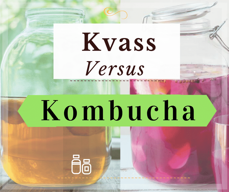 Can You Get Drunk Off Kombucha Kvass Vs Kombucha How These Two Drinks Are Different And Similar Kvass Kombucha How To Brew Kombucha