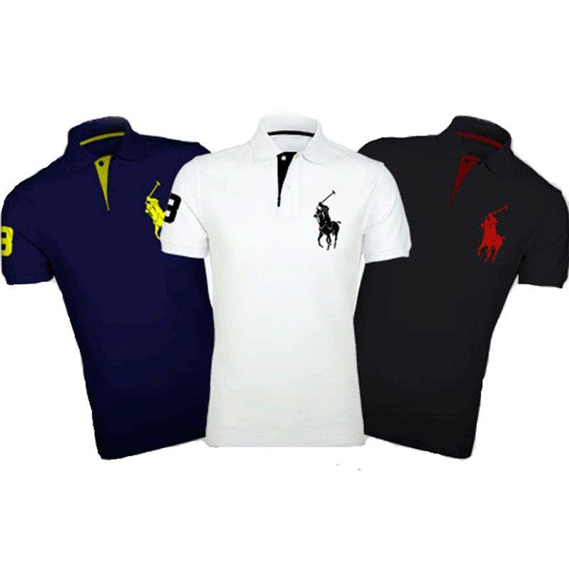 3 Replica Ralph Lauren Polo Shirts