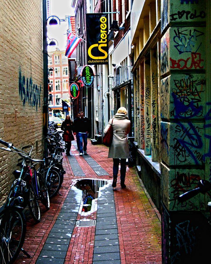 Abraxas Coffee Shop Amsterdam Photo By Jim Hill Amsterdam
