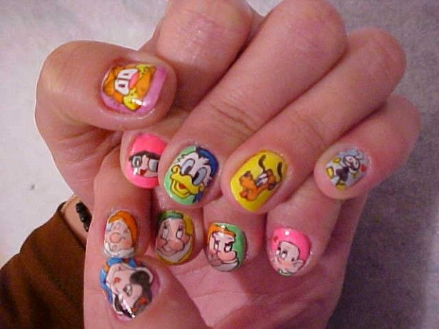 Nails For Kids Diys Nails Pinterest