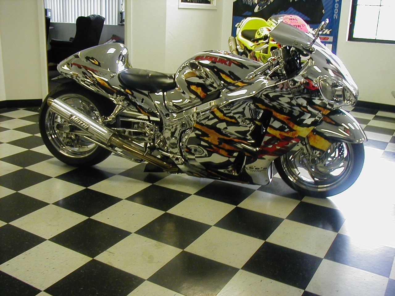 Lee39s Performance Center Charlotte Nc Hayabusa Chrome Custom