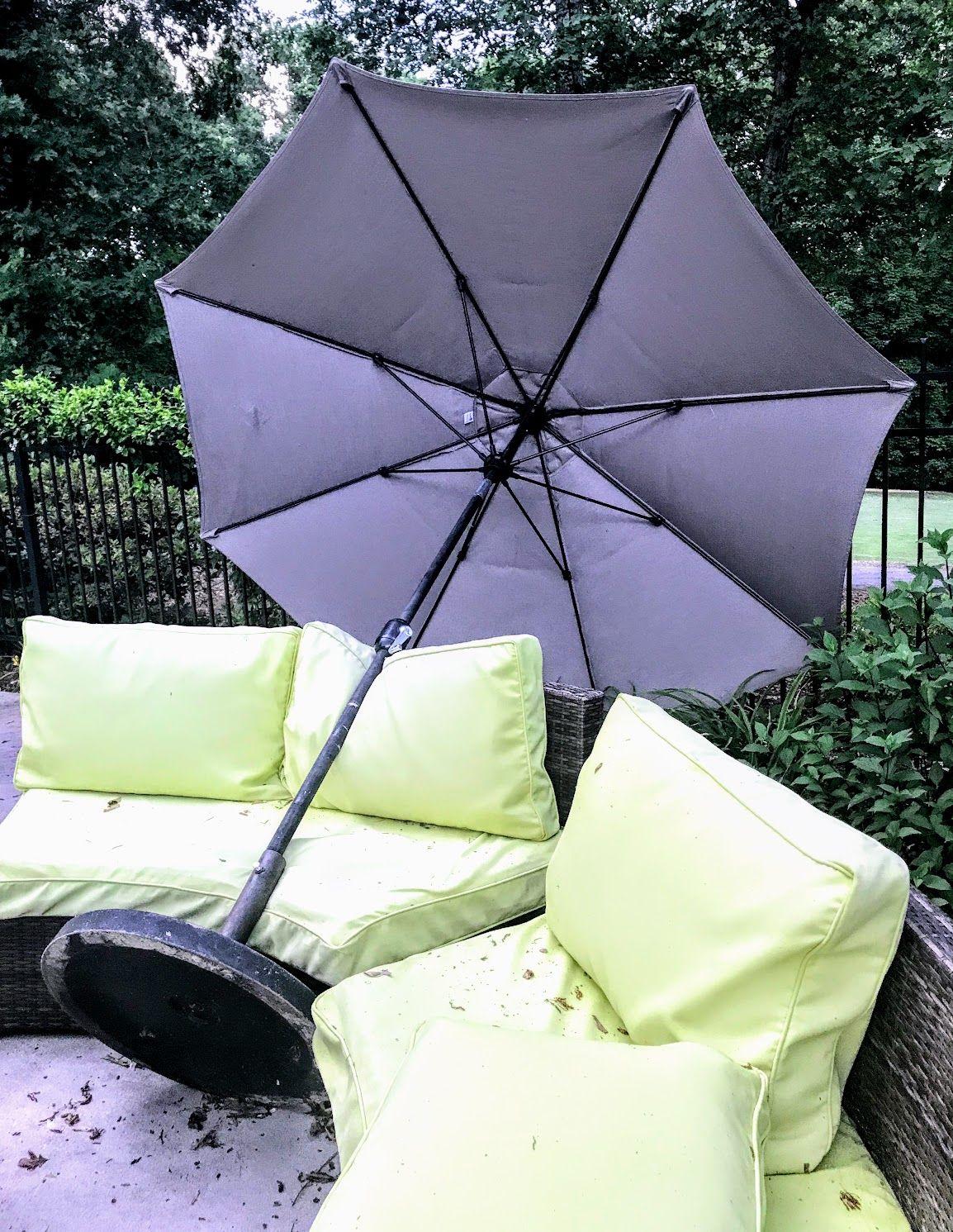 outdoor umbrella stand patio umbrella