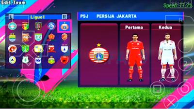 PES JOGRESS V3.5 Mod FIFA 19 Special Liga 1 & 2