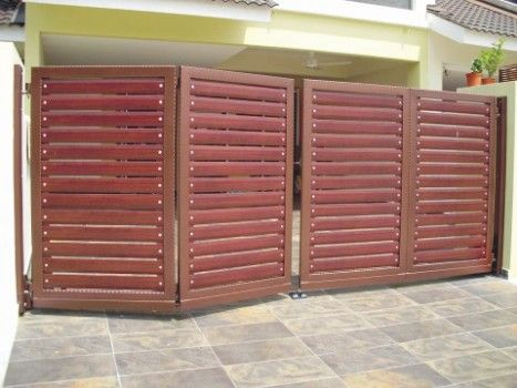 Folding Gates Google Search For The Home Pinterest