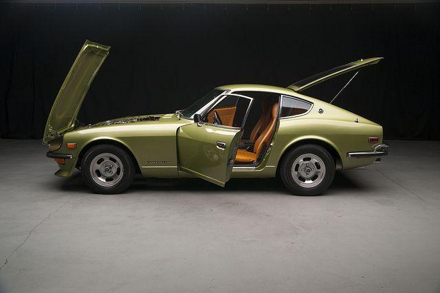 Datsun : Z-Series Base 2 Door Coupe   Adrenaline Capsules   Datsun