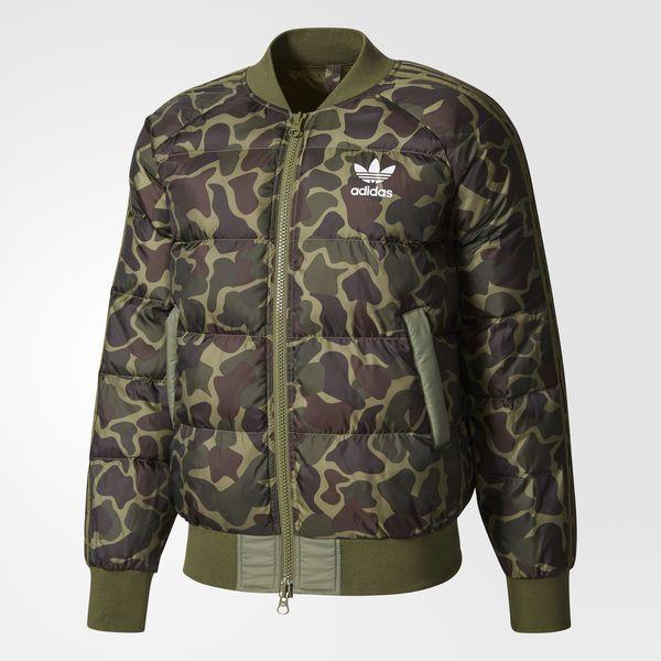 Adidas Originals x Pharrell Williams | Adidas camo jacket