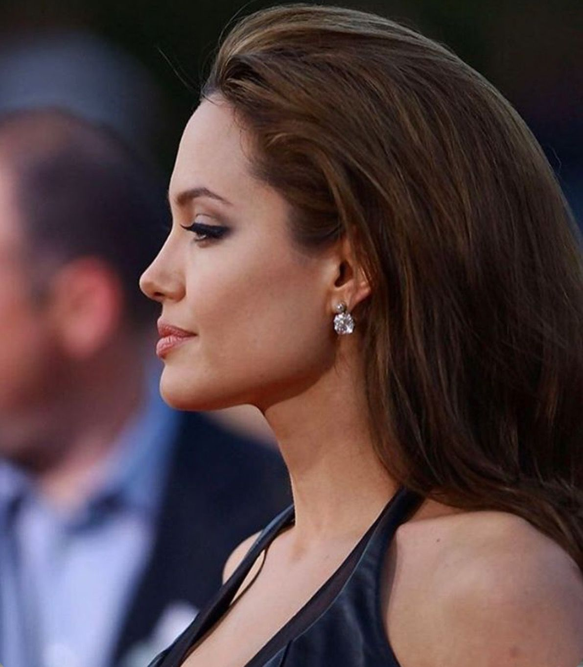 Angelina Jolie | Nose in 29 | Angelina jolie nose ...