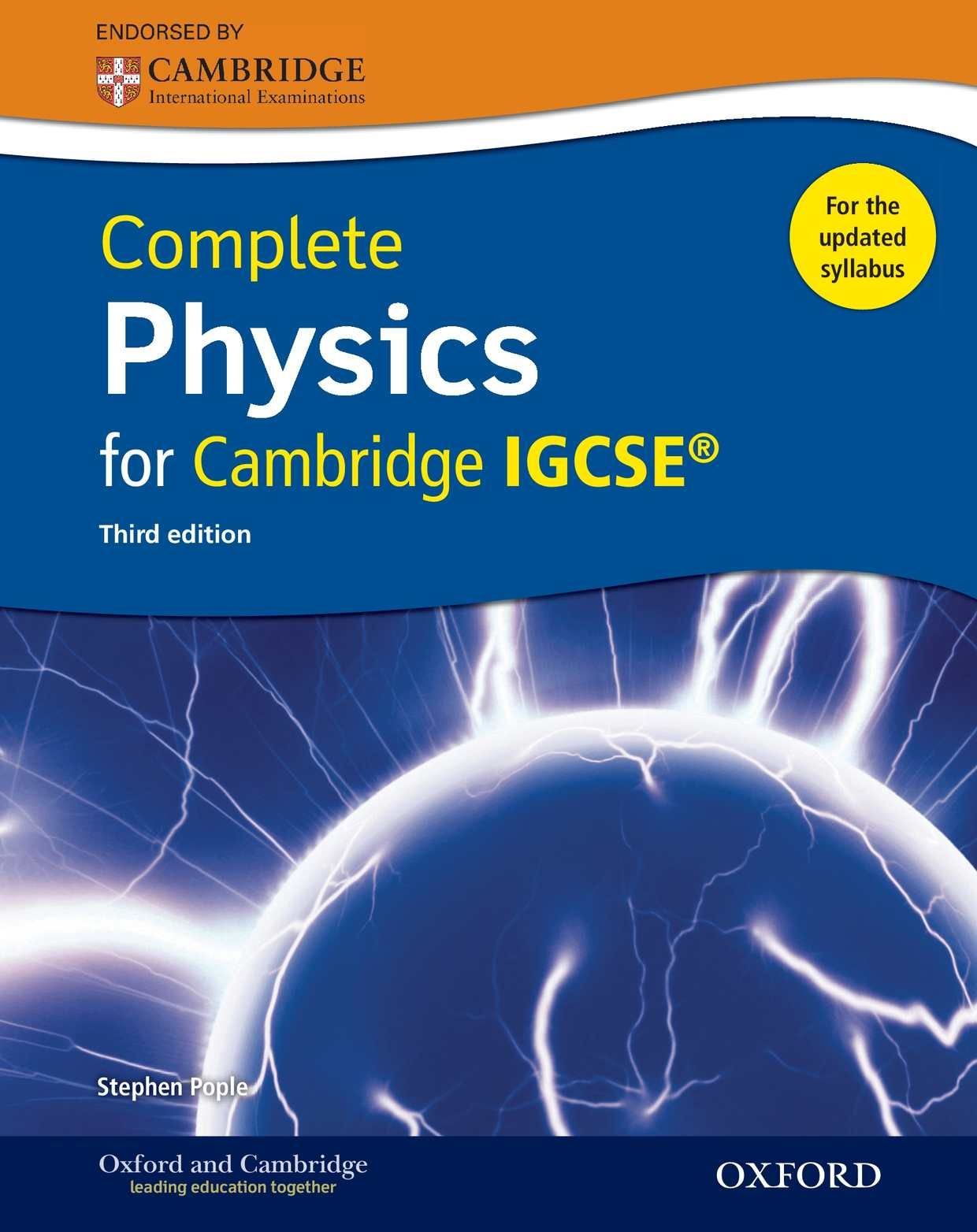Complete Physics for Cambridge IGCSE® | Calameo PDF Download