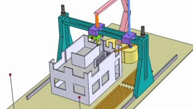 Impresi n 3d de casas 3d printer problemas Impresion 3d construccion