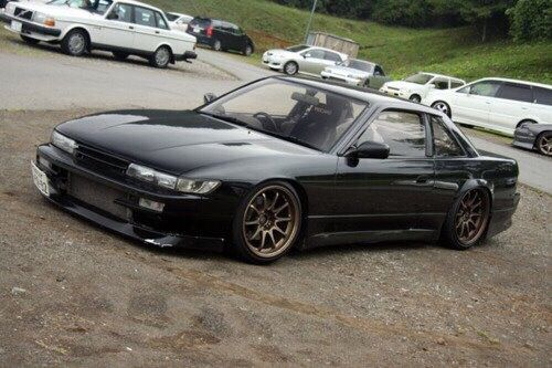 good♪ s13シルビア #geton #car #auto #NISSAN #s13  ↓他の写真を見る↓  http://geton.goo.to/photo.htm