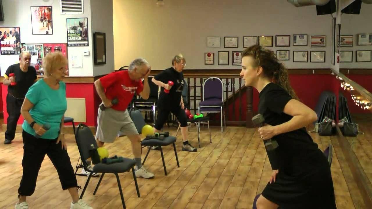 Flexibility workout