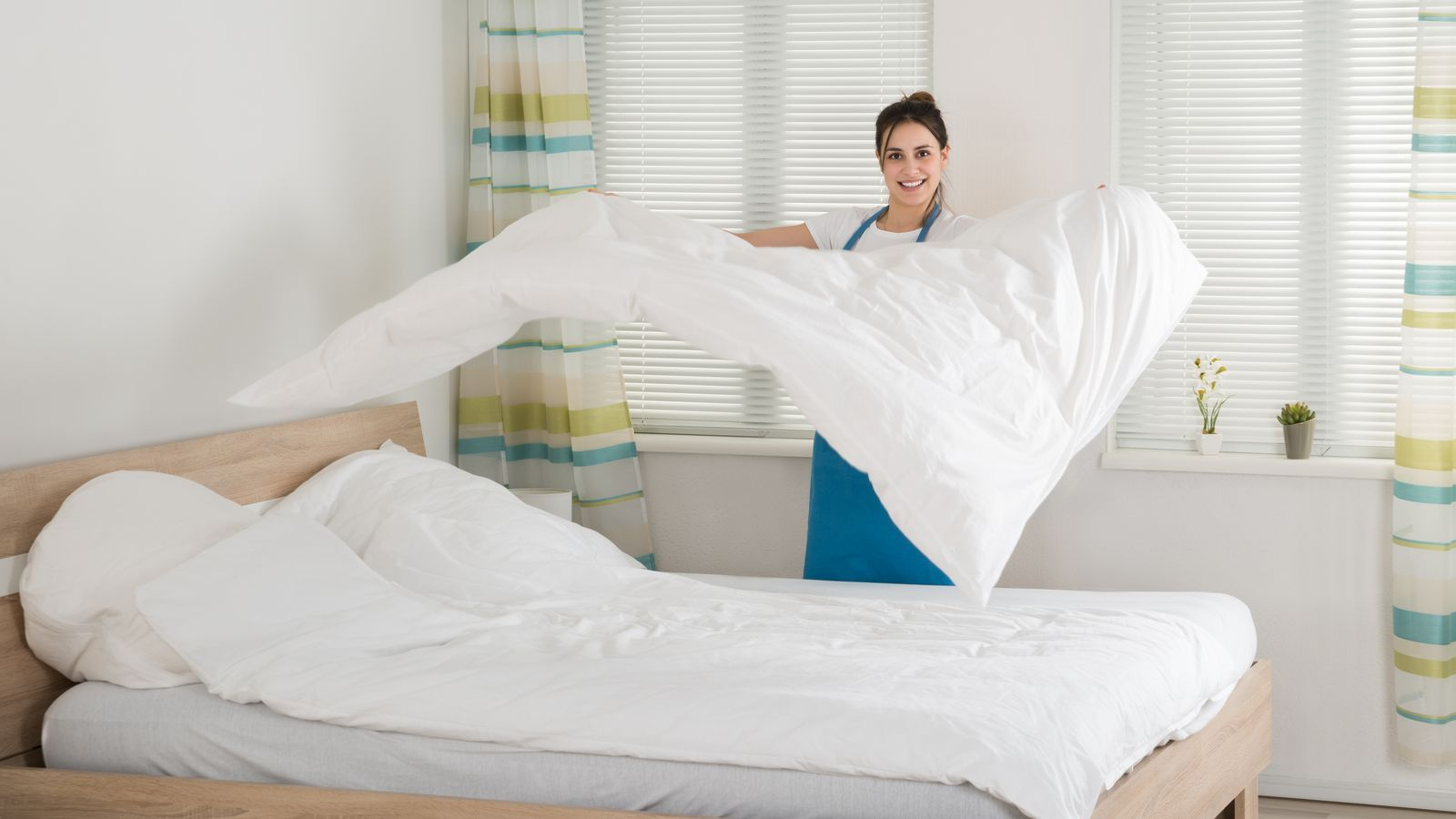 Disposable bedsheets for college kids are now a thing