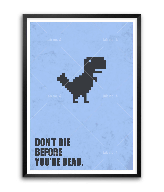 #LabNo4 Don't die before you're dead #CorporateStartupBusinessQuotes  https://www.amazon.com/dp/B01CHNENM8