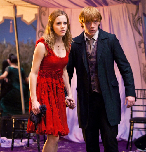 Harry Potter World Wedding: Pin On You Must Be A Weasley