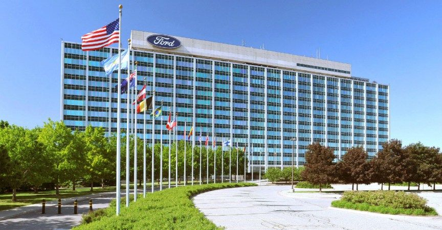 Ford Headquarters To Become A Mega Campus Ford Motor Company Ford Dearborn Michigan