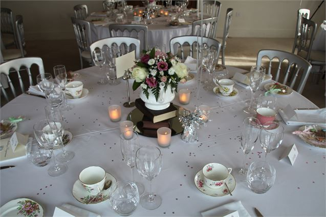 Vintage Tea Party - Manor Hill House