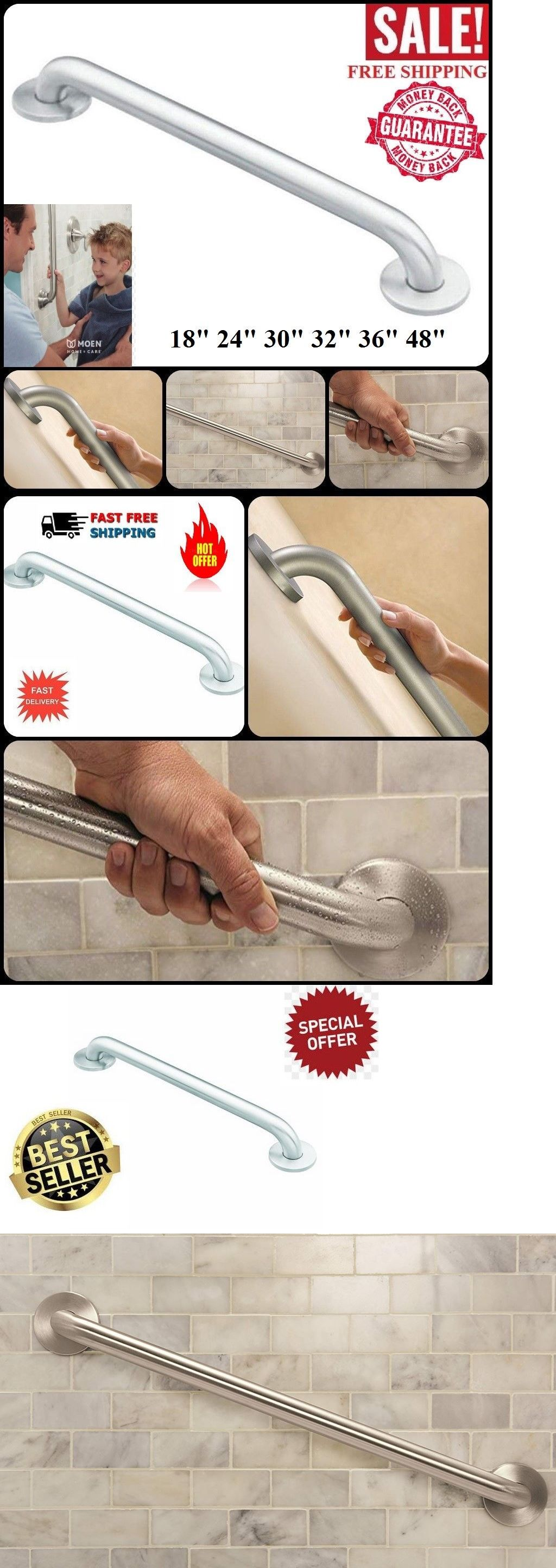 Handles and rails bathroom grab bar safety handle stainless