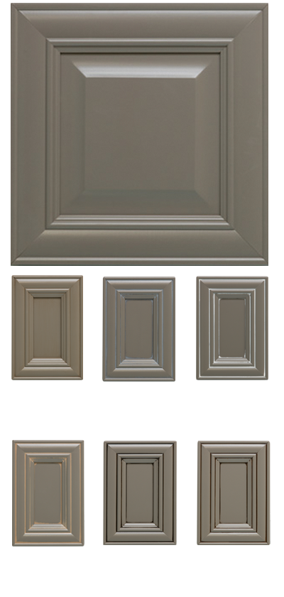 KITH Kitchens *** Cabinet Door Paint Colors *** Creekstone ...
