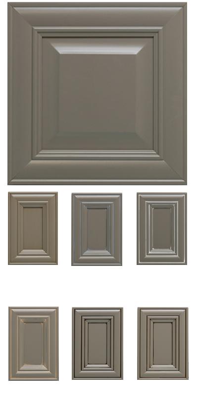 KITH Kitchens *** Cabinet Door Paint Colors *** Creekstone ...