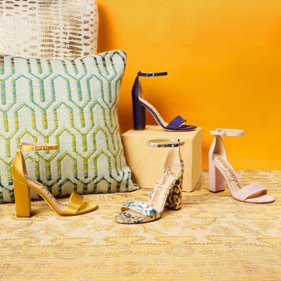 All The Hues Of The Perfect Block Heel Get 30 Off With Free Shipping At Shoebuy Com For More Coupons Visit Http Bit Buy Shoes Shoe Stores Online Coupons