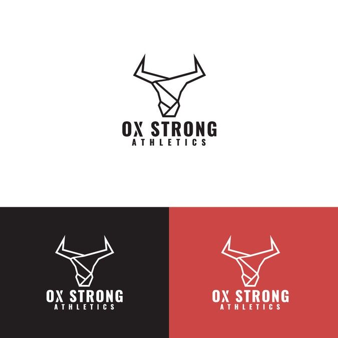 Freelance Athletic Apparel Brand Needs A Powerful, Minimal Logo by monicaseline