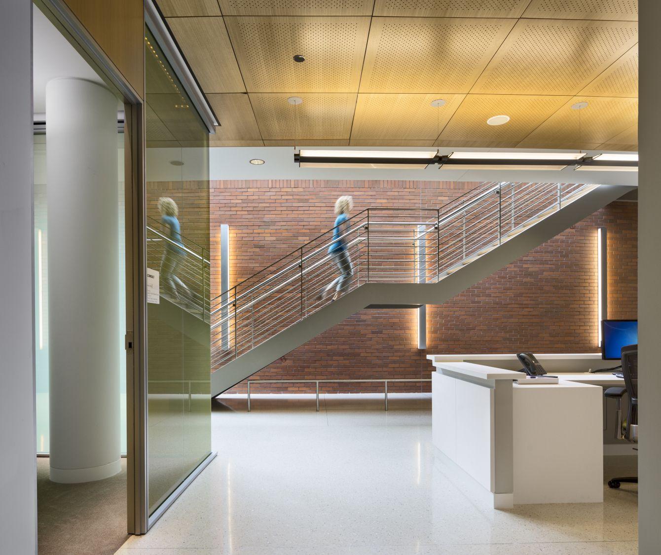Ballinger Interior Design Healthcare Lancaster General Hospital Ann B Barshinger Cancer