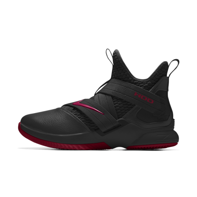 LeBron Soldier XII By You Men's Basketball Shoe