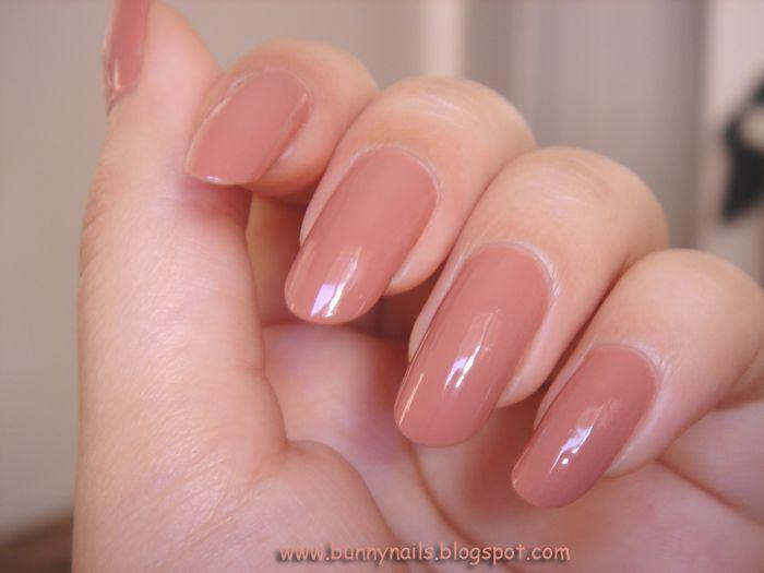 Bunny Nails: Jordana - Dusty Rose | Pink | Pinterest | Bunny nails ...