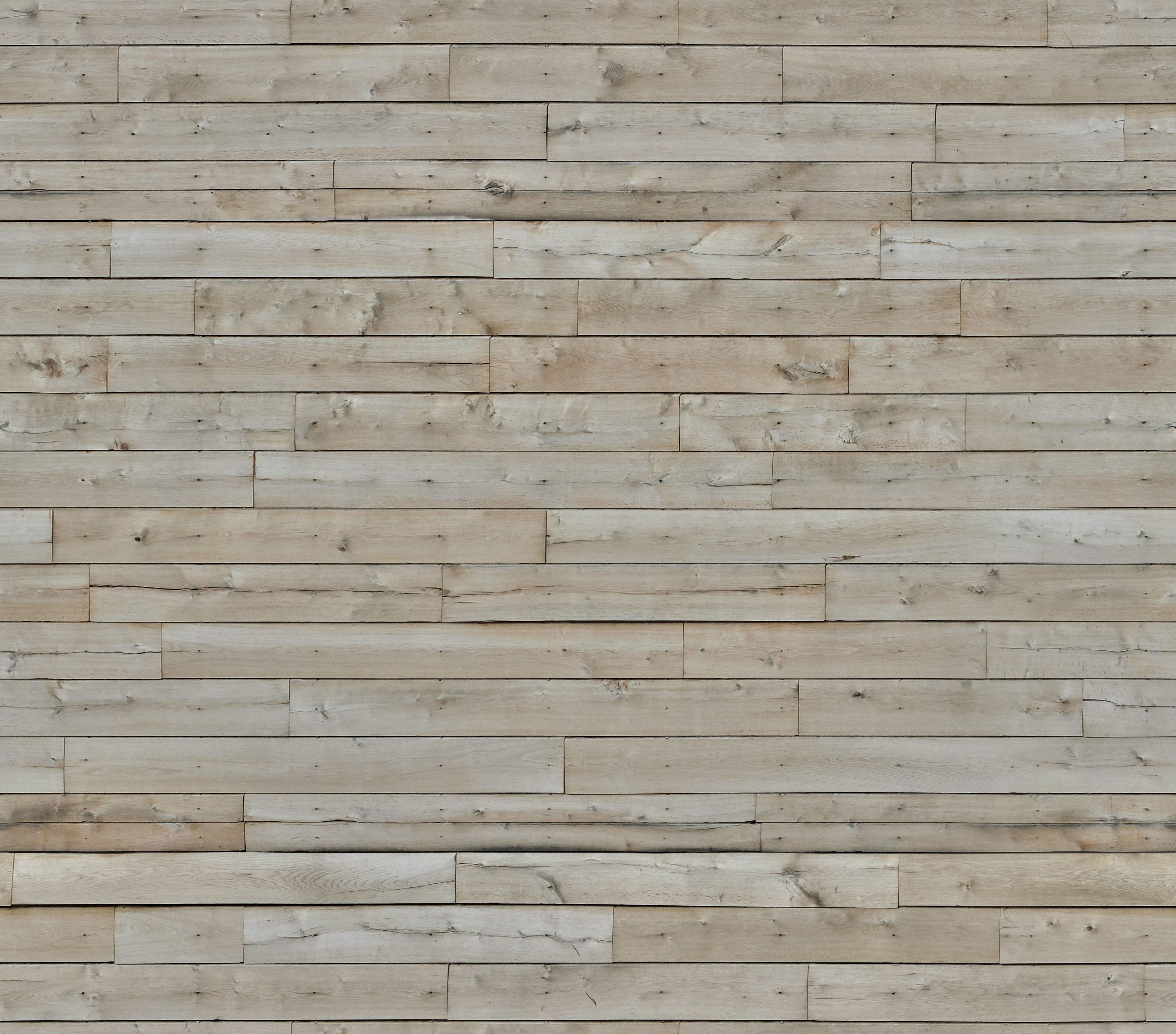 Wooden Sleeper Panel Cladding Seamless Texture Wooden Sleeper