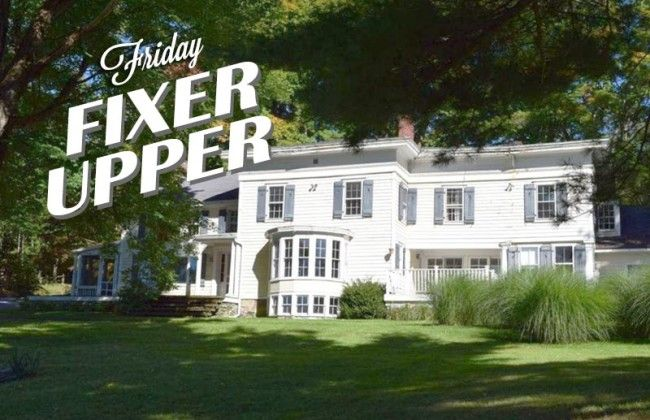 Fixer Uppers | Old Houses For Sale And Historic Real Estate Listings