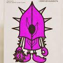 MEDICOM TOY KUBRICK evirob DEVILROBOTS Devil Robots SPIKE EVIROBEAKERS-02 evirob series 010 COLLECTIBLE Purple  http://www.amazon.com/gp/product/B00TB26EYE