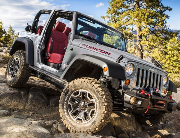2013 Jeep Wrangler Rubicon 10th Anniversary Wrangler Unlimited