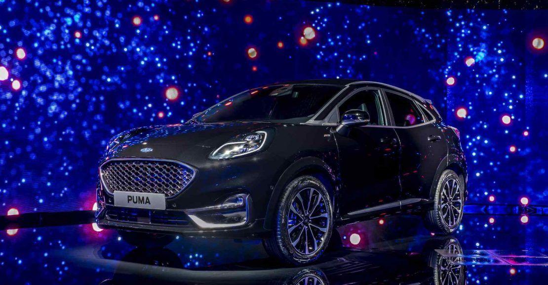 Ford Puma St Line Vignale Sport Luxury 2020 Ford Otomobil Dizel Motor