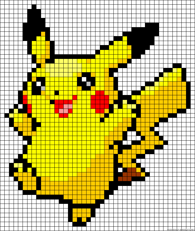 Modele Pixel Art A Imprimer Nouveau Modele Pixel Art Idee De Coloriage Volzan Com