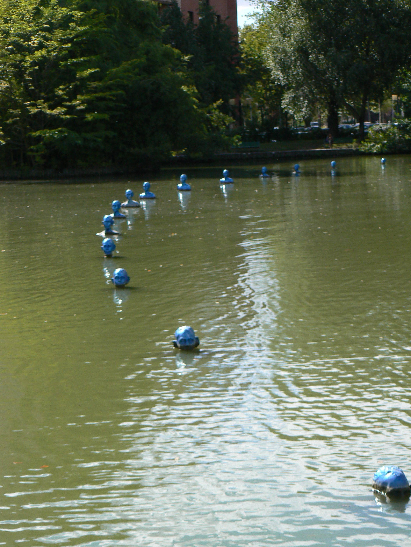 jardin japonais  toulouse Wild swimming Pinterest