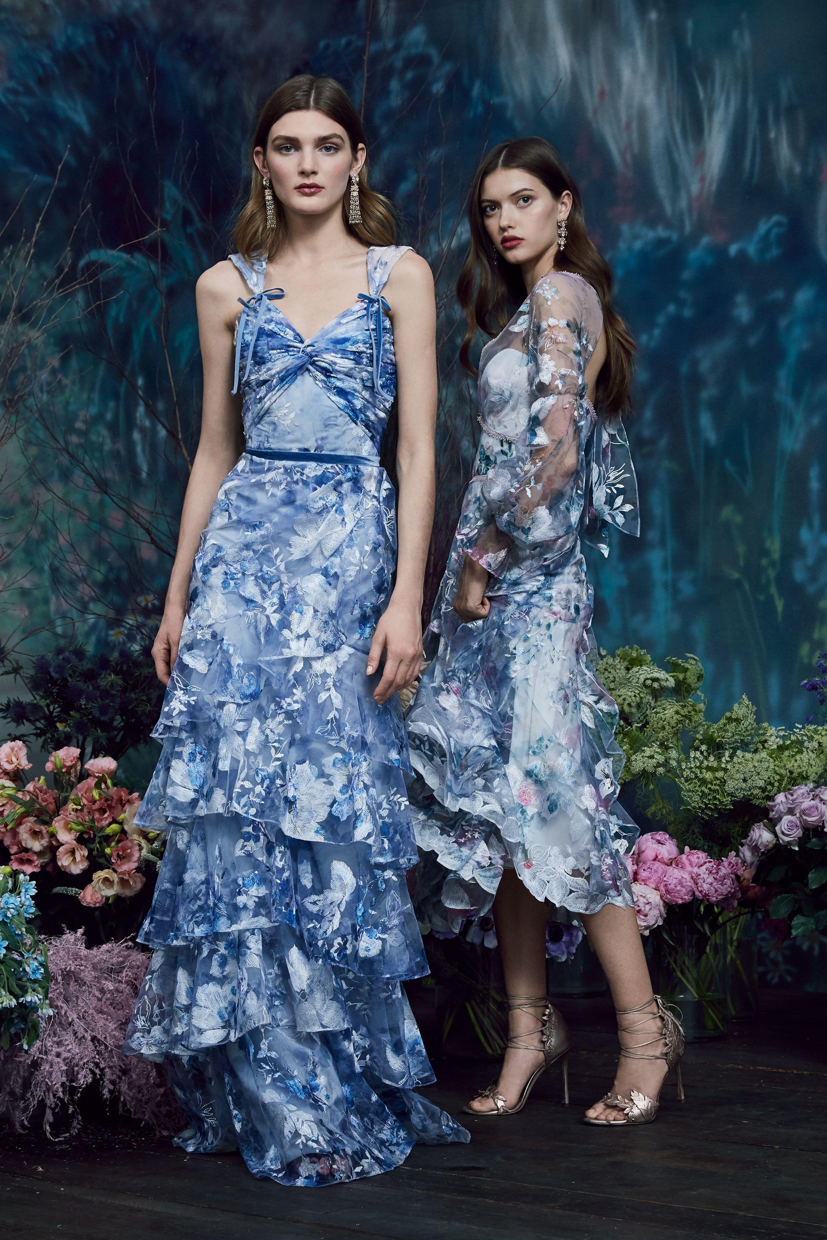 3c02f1145c Marchesa Notte Pre-Fall 2019 Fashion Show in 2019 | runway ...