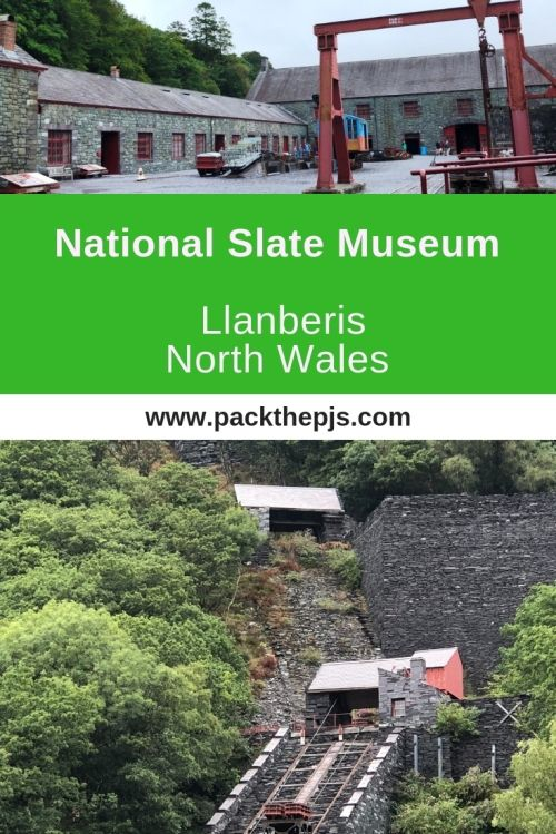National Slate Museum, Llanberis, North Wales #northwales