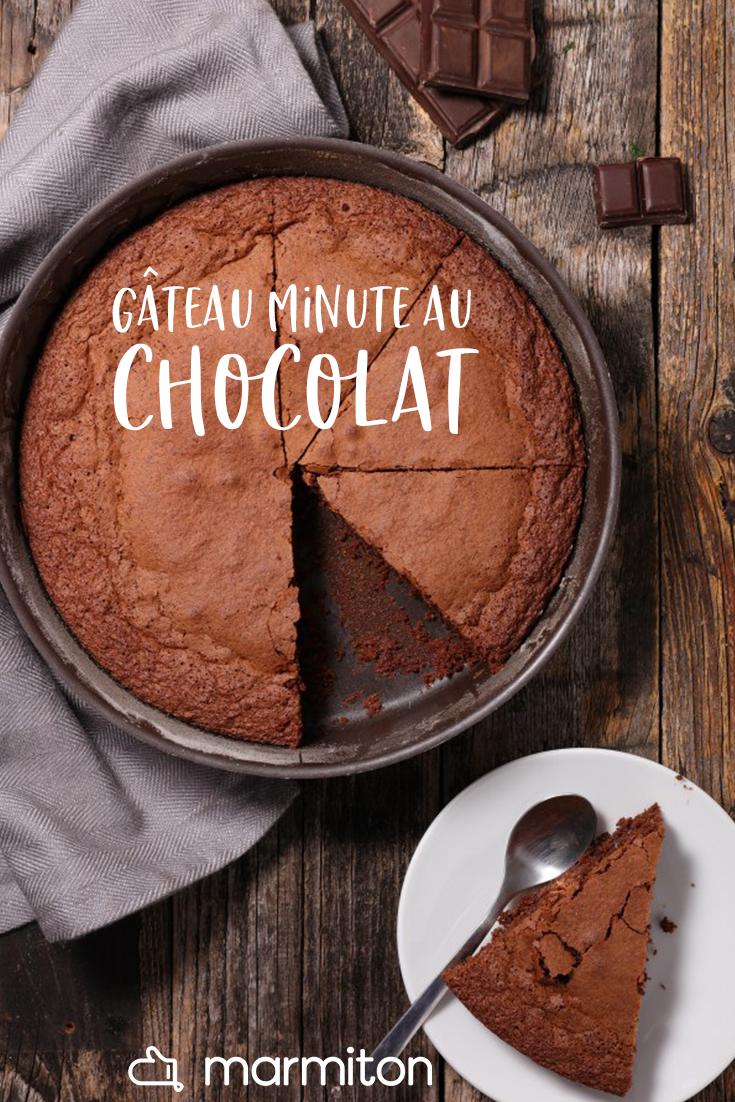 Gateau Au Chocolat Fondant Rapide Recette Gateau Chocolat Fondant Gateau Chocolat Rapide Recette Chocolat
