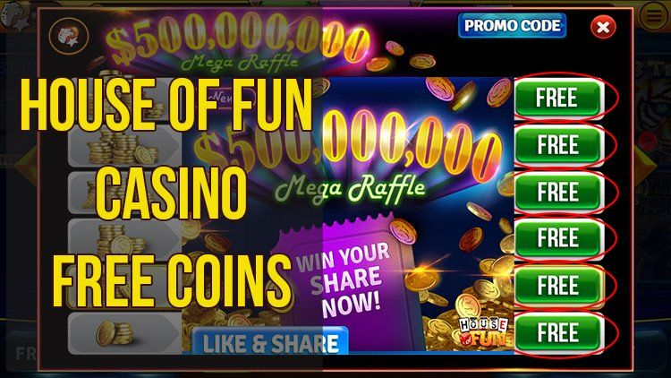 House Of Fun Free Coins Get Your Free Bonus Of 10 000 000 Coins Daily House Of Fun Is The Best Slot Game A Free Casino Slot Games Play Free Slots Slots Games