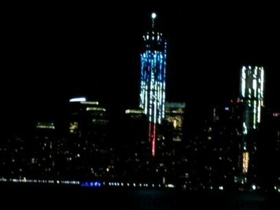 New York City at night time.. so beautiful