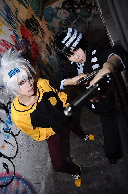 Photo of Soul Eater Cosplay    anime cosplay