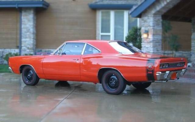 Orange 1969 Dodge A12 Super Bee Coupe | Never Ending Dream