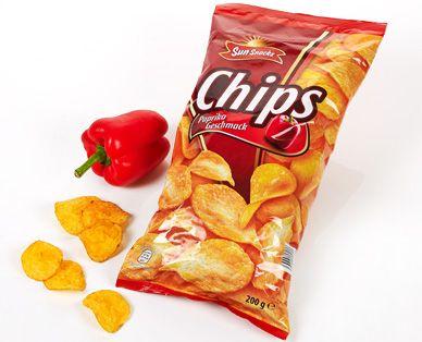 ALDI SÜD - SUN SNACKS® Chips_Relaunch 2014_Konzept | Design |  Produktion; Creative Direction: Julia Wunderlich, Ralf Winter