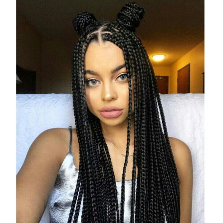don t know what to do with your hair check out this trendy ghana braided hairstyle natural. Black Bedroom Furniture Sets. Home Design Ideas