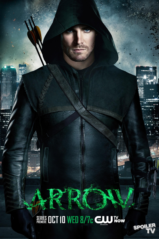 Arrow - Season One Promo Poster