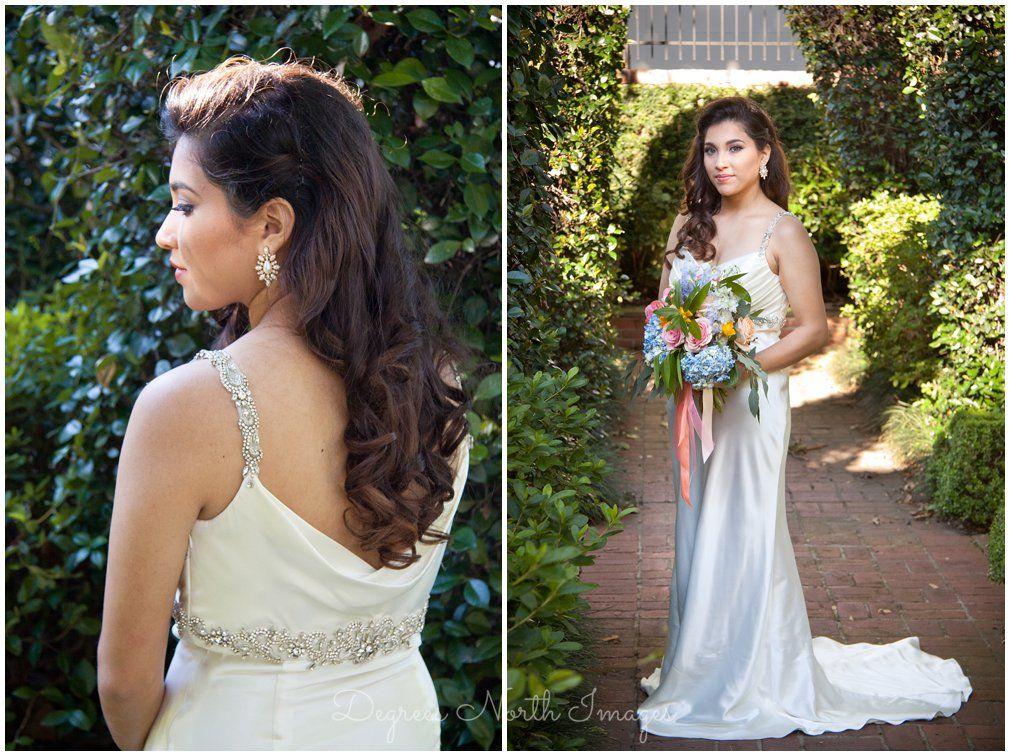 Classic Elegant Bride At River Oaks Garden Club Wedding In Houston Texas C Degrees North Images Houston W Elegant Bride Houston Wedding Photographer Bride